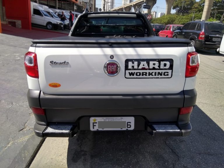 FIAT STRADA WARD WORKING 2018