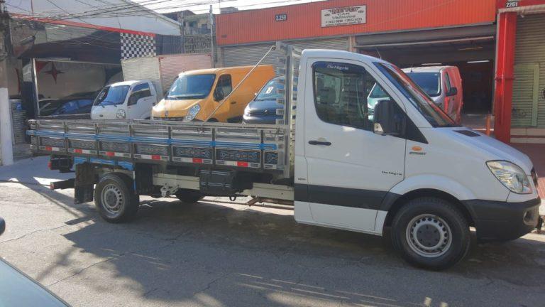 M.Benz Sprinter 311 Street Chassi