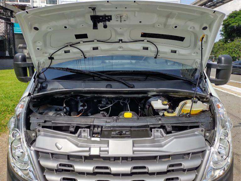 Renault Master Chassi Bau 2020