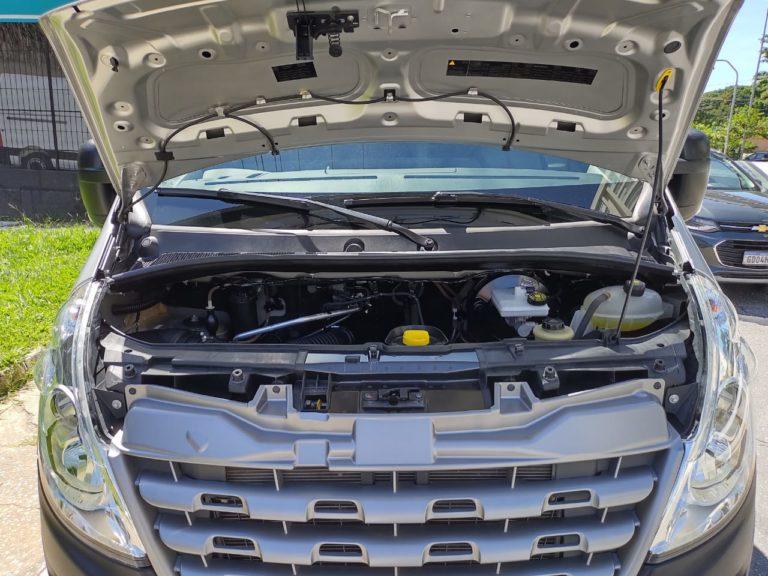 Renault Master Gran Furgão L2H2 2019