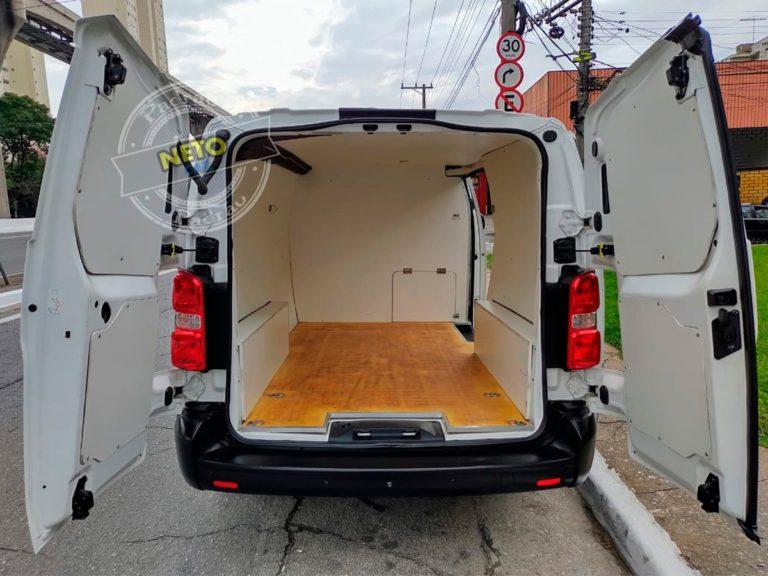 Peugeot Expert Businees 1.6 furgão pack turbo 2018