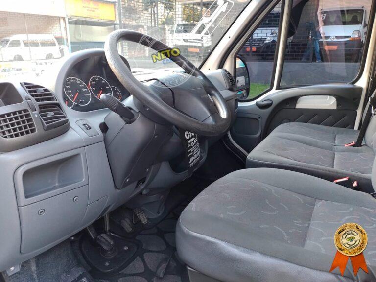 FIAT DUCATO MAXCARGO 10 M^3 2015