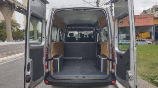 Renault Master Furgão L2H2 Vitrê