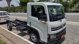VW Delivery Express Chassi 2019 Trend