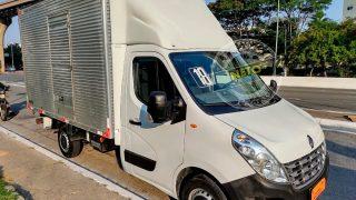 Renault Master Chassi Bau 2018