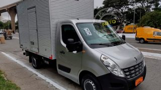 Renault Master Chassi Baú 2018