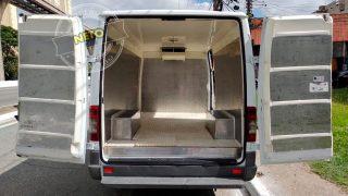 Sprinter Furgão 311 Street 2011 Refrigerado